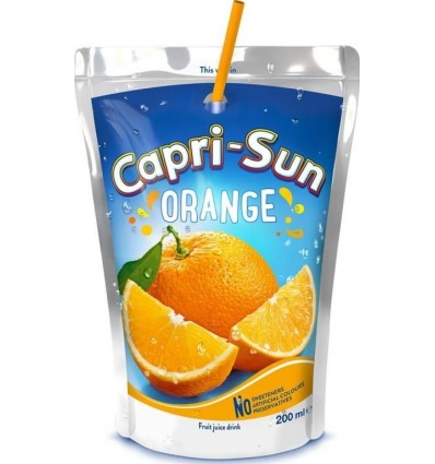 Capri-Sun Pomeranč 200 ml