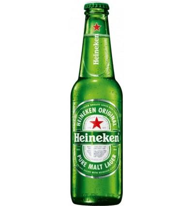 Heineken Pivo 0,33l 4,5% Sklo