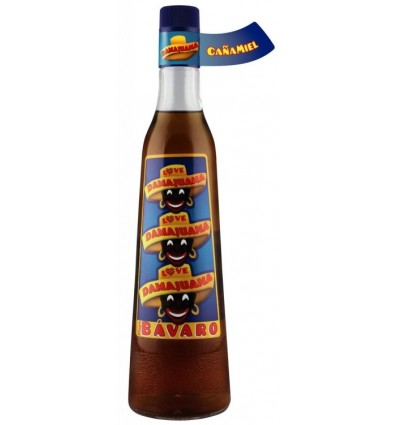 Bavaro Damajuana Caamiel 0,7l 25%