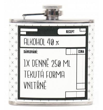 ALBI Placatka - Alkohol 40%