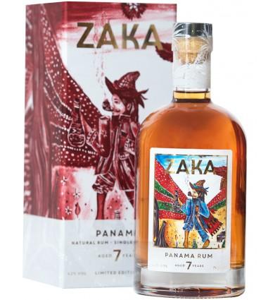 Zaka Panama 7y 0,7l 42%