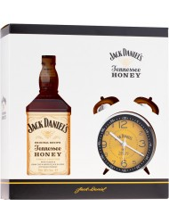 Jack Daniels Honey 0,7l + Retro Budík
