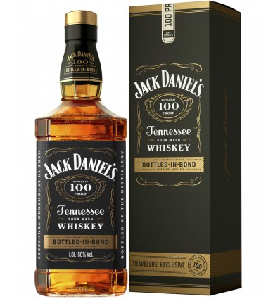 Jack Daniels Bottled in Bond 1l 50%