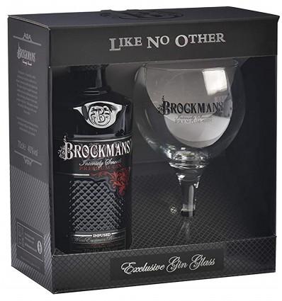 Brockmans Gin 0,7l 40% + sklo