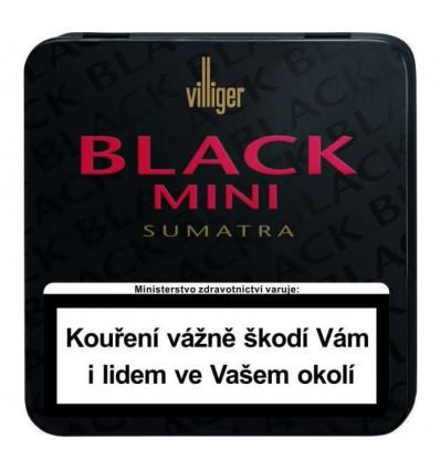 Doutníky Villiger Black Mini Sumatra 20 ks