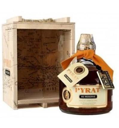 Pyrat XO 15y 0,7l 40% Dřevěný box