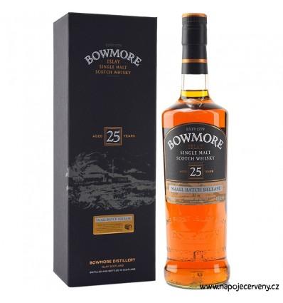 Bowmore 25y 0,7l 43%