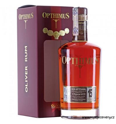Opthimus 15y Oporto 0.7l 43%