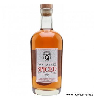 Don Q Oak Barrel Spiced 0,7l 45%