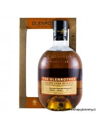 Glenrothes Sherry Cask 0,7l 40%