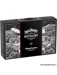 Jack Daniels Whiskey kalendář 1,05l