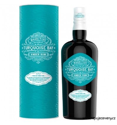 Turquoise Bay Amber 0,7l 40%