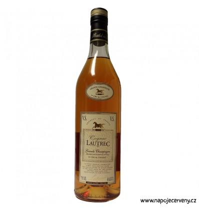 Cognac Lautrec VS Grande Champagne 0,7l 40%