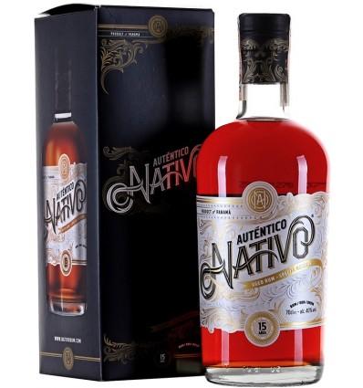 Nativo Autentico Rum 15y 0,7l 40%