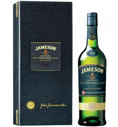 Jameson Rarest Vintage Reserve Whiskey 2007 0,7l 46%