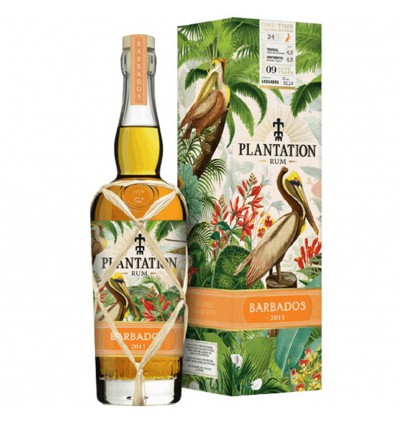 Plantation Barbados Rum 2011 0,7l 51,1%