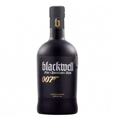 Blackwell 007 Limited Edition Rum 0,7l 40%