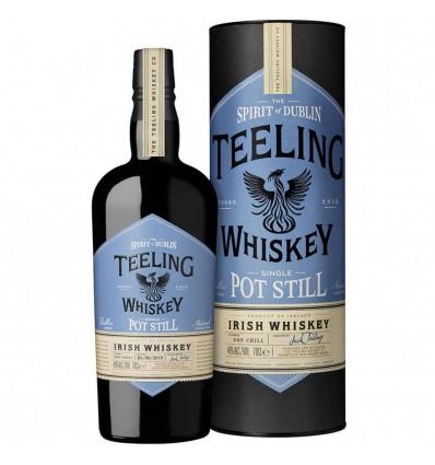 Teeling Single Pot Still Whiskey 0,7l 46%