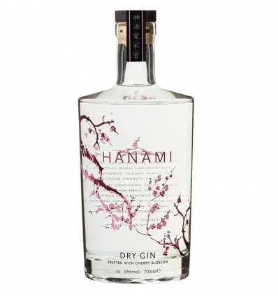 Hanami Dry Gin 0,7l 43%