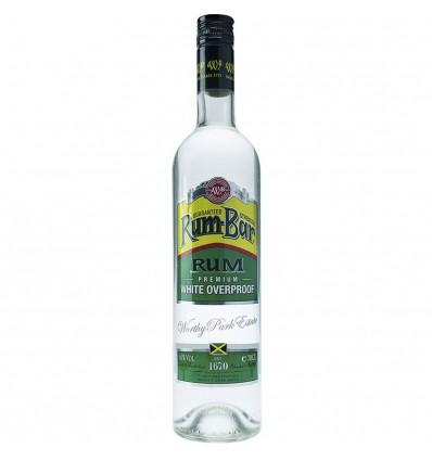 Worthy Park Rum-Bar White Overproof 0,7l 63%