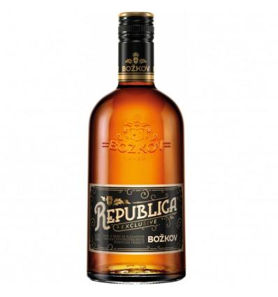 Božkov Republica Exclusive 0,7l 38%