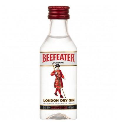 Beefeater gin Miniatura 0,05l 40%