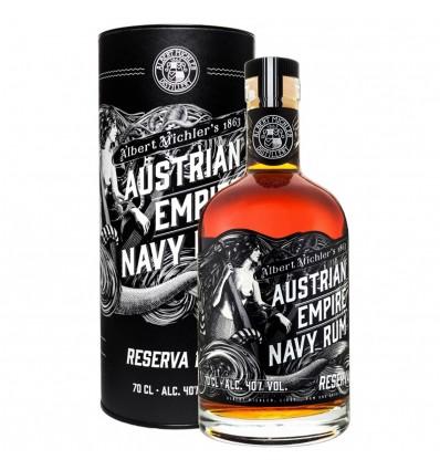 Austrian Empire Navy Reserva 0,7l 40%