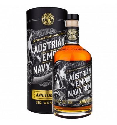 Austrian Empire Navy Rum Anniversary Rum 0,7l 40% (Tuba)
