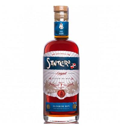 Santero Elixir Rum 0,7l 34%