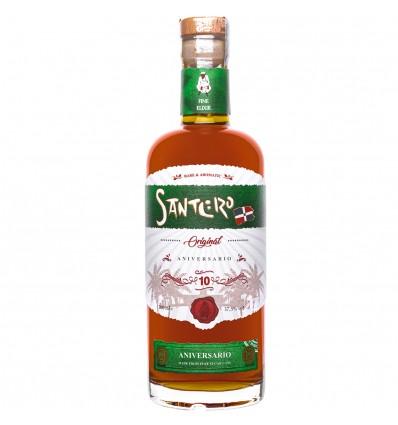 Santero 10 Aniversario Rum 0,7l 37,5%