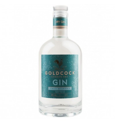 Gold Cock Gin 0,7l 40%