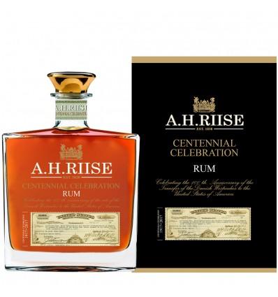 A. H. Riise Century Celebration Rum 0,7l 45%