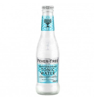 Fever Tree Tonic Water Mediterranean 0,2l