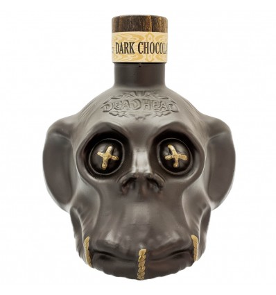 Deadhead Dark Chocolate Rum 0,7l 35% (Opice)