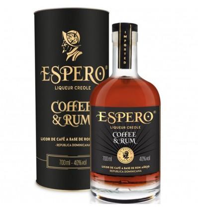 Espero Coffee & Rum 0,7l 40%