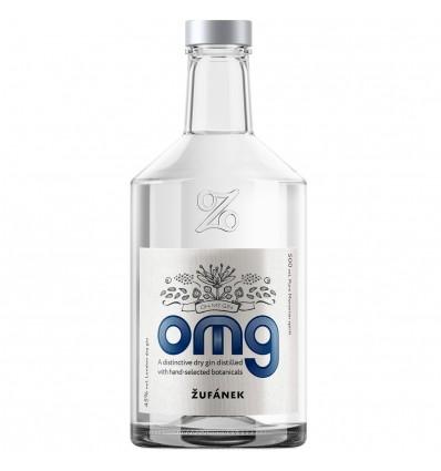 Žufánek OMG Gin 0,5l 45%