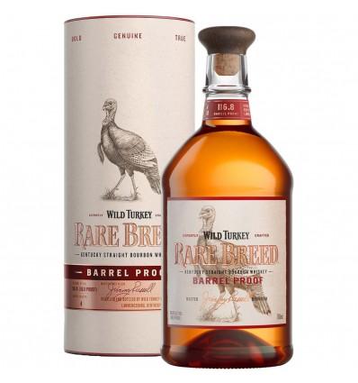 Wild Turkey Rare Breed Barrel Proof Whiskey 0,7l 58,4%