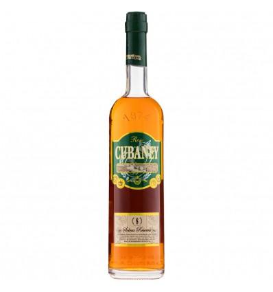 Cubaney Rum 8y 0,7l 38%