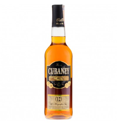 Cubaney 12y Rum 0,7l 38%