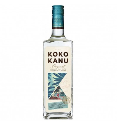 Koko Kanu Coconut Jamaica Rum 0,7l 37,5%