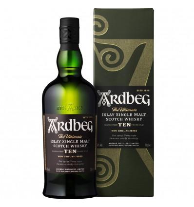 Ardbeg 10y whisky 0,7l 46%