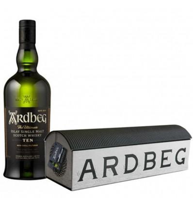 Ardbeg 10y Warehouse Pack Whisky 0,7l 46%