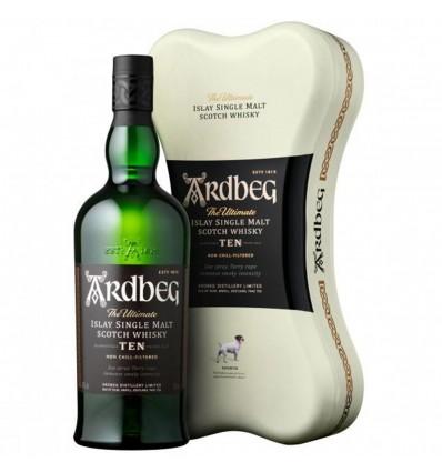 Ardbeg 10y Bone Whisky 0,7l 46%