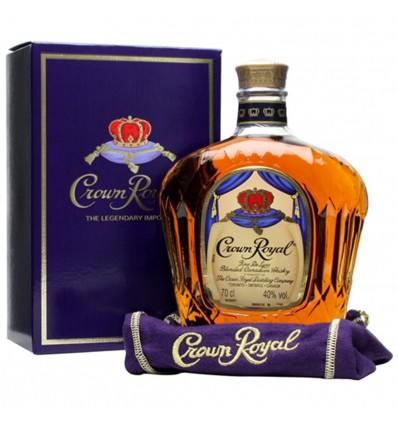 Crown Royal Whisky 0,7l 40%