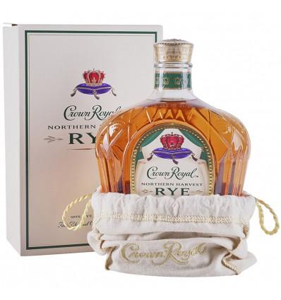 Crown Royal Northern Harvest Rye Whisky 1l 45%