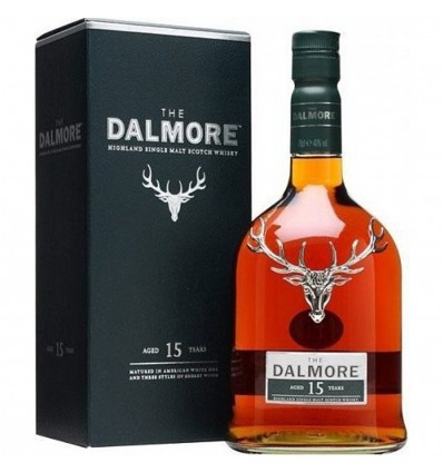 Dalmore 15y Whisky 0,7l 40%