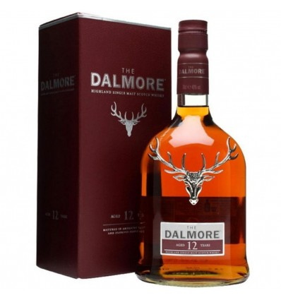 Dalmore 12y Whisky 0,7l 40%
