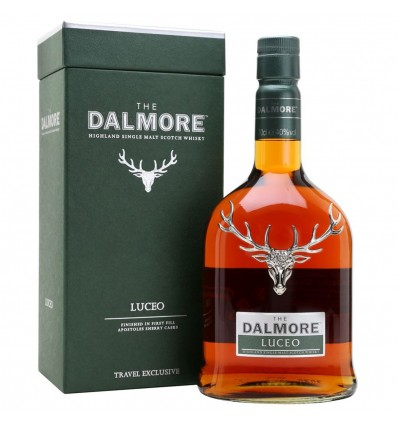 Dalmore Luceo Whisky 0,7l 40%