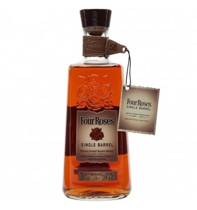 Four Roses Single Barrel Bourbon Whiskey 0,7l 50%
