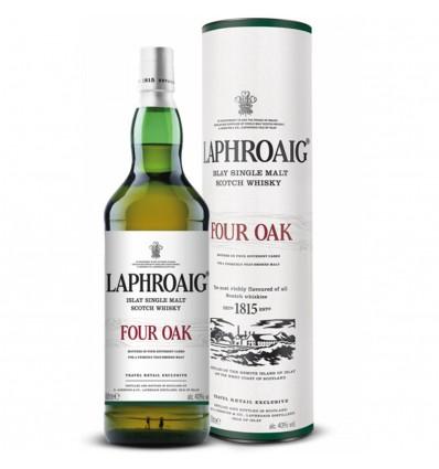 Laphroaig Four Oak Whisky 1l 40%